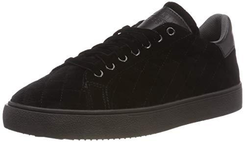 ESPRIT Damen Cherry LU Sneaker, Schwarz (Black 001), 36 EU