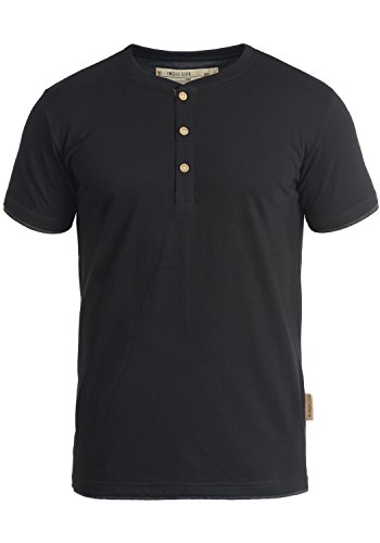 INDICODE Tony T-Shirt, Größe:S;Farbe:Black (999)
