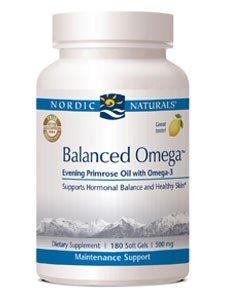 Nordic Naturals - Balanced Omega Combination (Lemon) - 180ct