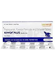KIWOF Plus PET ADDA - (1x10 TABS) (20TABS) - Pack of 2 Strips