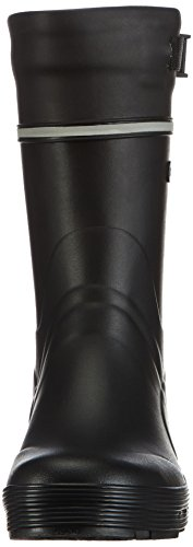 Viking  Touring II, Bottes en caoutchouc de hauteur moyenne, doublure froide mixte adulte Noir - Schwarz (2)
