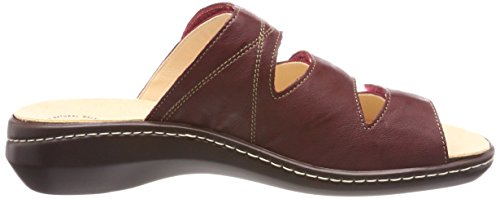 Think! Camilla_888424, Mules Femme Rouge (Rosso/kombi 72)