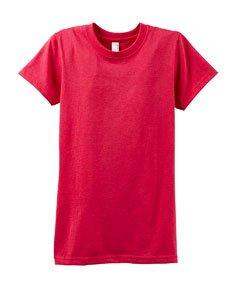Anvil 490–anvilorganictm Fashion Tee rot rot x-large