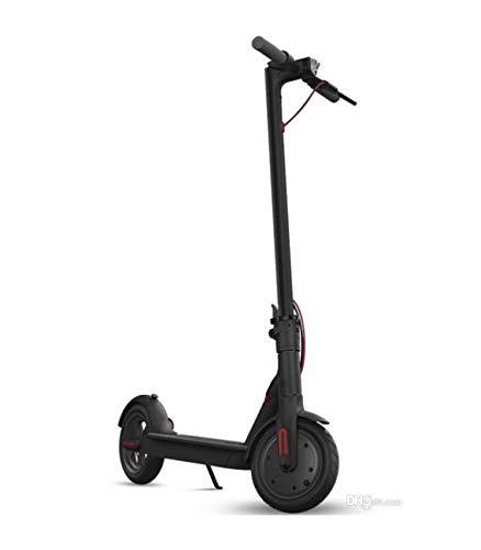 E-Scooter MF365 350W 8AH 30 km/h Leistungstarker Elektroroller Elektro E Roller Tretroller E-Roller Schwarz