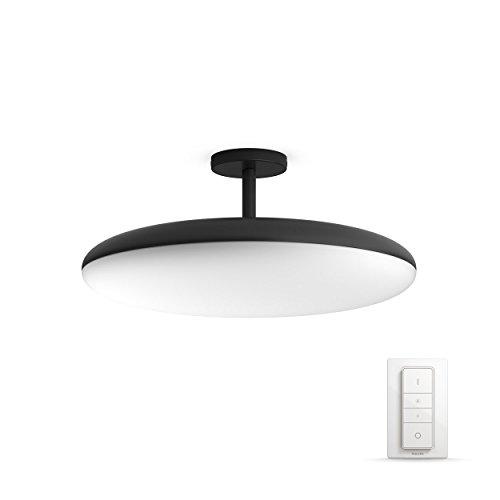 Philips Luz Semi Plafón Cher 4096930P7 Iluminación Inteligente, 39 W, Blanco