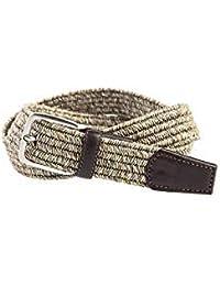Marco Celli Cintura elastica da uomo modello ELASTICO CERATO ad45a56f51e0