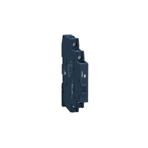 Schneider SSM1A16P7R Halbleiterrelais, Hutschiene, E: 200-265 VAC, A: 24-280 VAC, 6 A, momentan