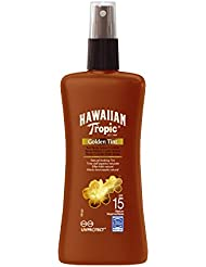 Hawaiian tropic Spray Golden Tint SPF15 200 ml