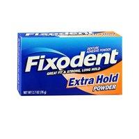 Fixodent Fixodent Denture Adhesive Powder Extra Hold, Extra Hold 1.6