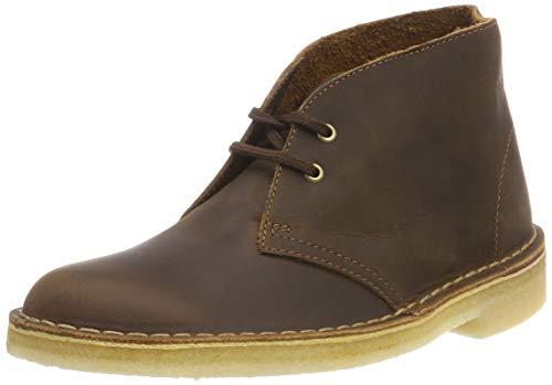 Clarks Originals Damen Boot-261382184 Desert Boots, Braun (Beeswax), 42 EU (Clarks-stiefel Damen Braun)