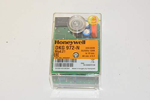 Honeywell DKG 972-N Mod. 21, 0432021, Feuerungsautomat, e828