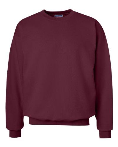 Broken Herz-Symbol auf American Apparel Fine Jersey Shirt Rot (Braun)