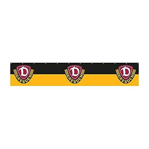 SG Dynamo Dresden Balkonfahne classic 500 x 90 cm
