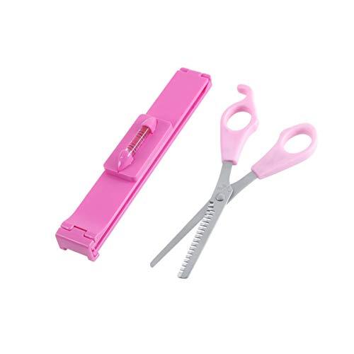 Bang Haare schneiden Haare Ende Haar-Tools Ebene geschnittenen Pony DIY Kopf Vorhangform trimmen -