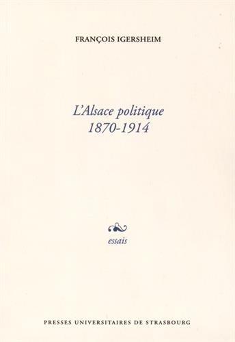 L'Alsace politique