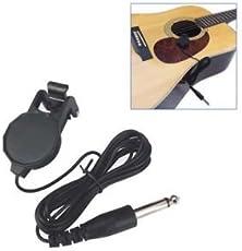 SLB Works C-On Pickup for Acoustic Guitar Mandolin Bouzouki Violin Banjo Ukulele Lute D5A8
