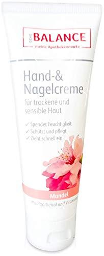 Gehe Balance Hand- & Nagelcreme Mandel 75 ml