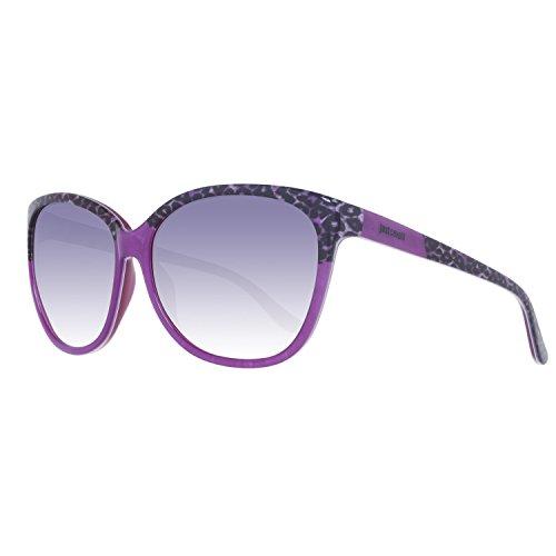 Just Cavalli Sonnenbrille JC514S_77B (59 mm) pink/leopard