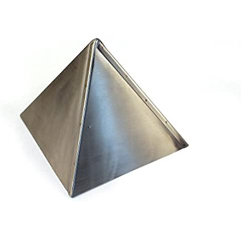 Molde pirámide de 150x150 base 140 mm.
