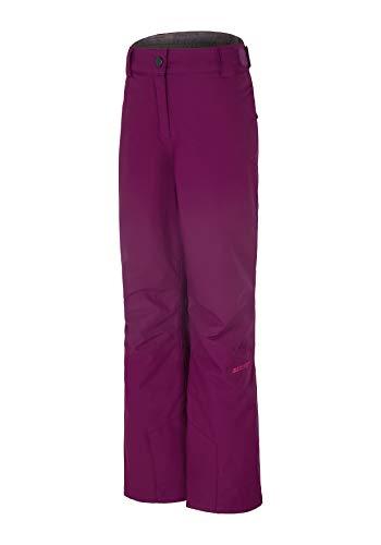 Ziener Kinder Are jun (Pant ski) Hose, Plumberry, 176