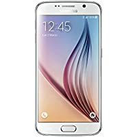 Samsung G920 Galaxy S6 Smartphone, 32 GB, Bianco