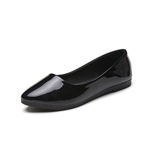 Joker fashion Lady chaussures plates/Version coréenne de la chaussure de Doug/Chaussures printemps/Egg Roll chaussures A