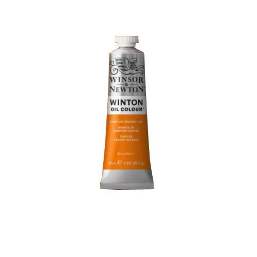 SG Bildung Win 1414090Winton Ölfarbe, 37ml, Cadmium Orange