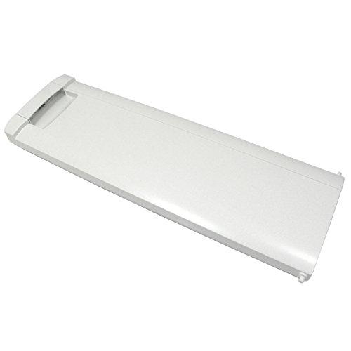 Spares2go Blanc Porte Compartiment et poignée pour Smeg réfrigérateur congélateur