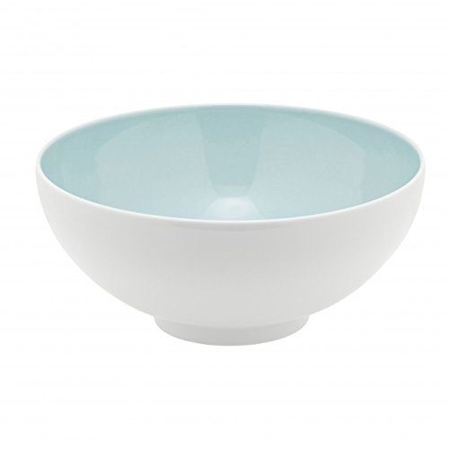 DEGRENNE - Bol, Porcelaine, Céladon, 20 cm