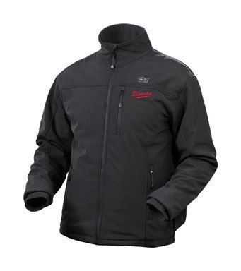 M12 Cordless Black Heated Jacket