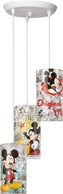 MICKEY CLASSIC III Disney Deckenlampe Deckenleuchte Kinderzimmerleuchte Kinderzimmerlampe von Nowodvorski bei Lampenhans.de