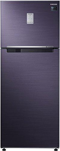 Samsung 465 L 3 Star Frost-free Double Door Refrigerator (RT47K6238UT/TL, Pebble Blue)