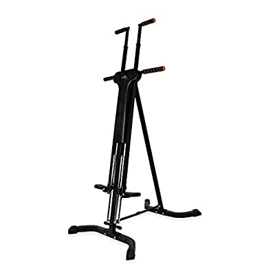 Relife Sports Fitness Vertical Climber Climbing Machine for Home Gym Total Body Workout from JL-CT01