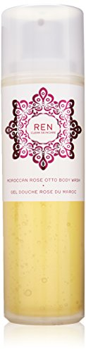 REN Moroccan Rose Otto Body Wash, Duschgel, 200 ml