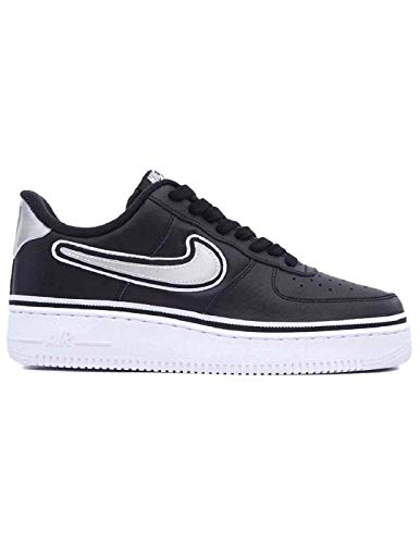 finest selection edbb7 5f7c9 Nike Air Force 1  07 LV8 Sport, Zapatillas de Deporte para Hombre, Negro