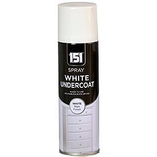 151 Spray Paint White Undercoat 250ml