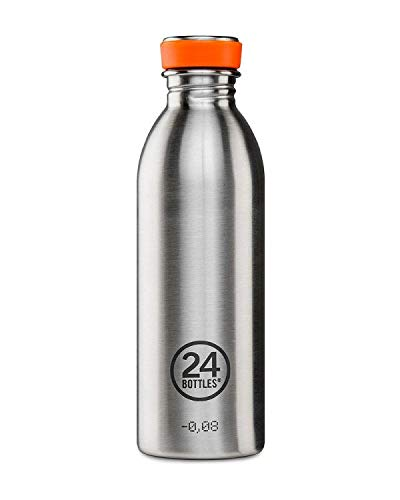 24Bottles Urban Bottle Trinkflasche Mini 250 ml Steel