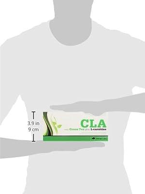 OLIMP SPORT NUTRITION CLA Thé Vert L-carnitine 60 Capsules