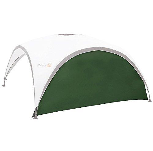 Coleman 204128 Pavillon Event Shelter Sunwall Wandelement 450 x 450 cm dunkelgrün