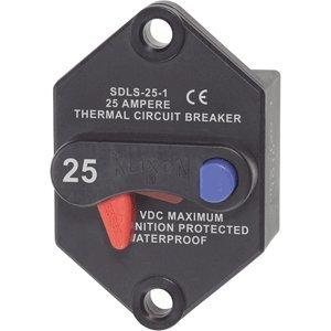 Blue Sea Klixon Circuit breaker-panel Halterung, 54783 (Elektrische Breaker Ersatz)