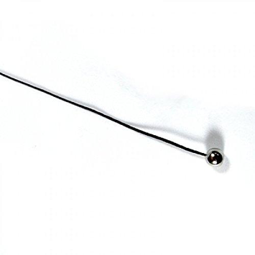 Tecnolumen Zugschnur mit Kugel für Wagenfeldleuchte