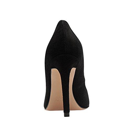 Evita Shoes - Pump, Scarpe col tacco Donna Nero