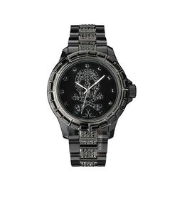 Toy Watch k16b-Orologio, cinturino in acciaio inox