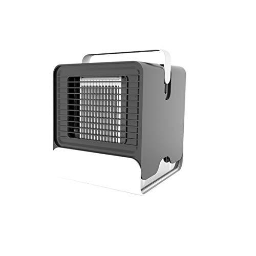 Refrigerador de aire Mini aire acondicionado portátil Humidificador de aire Usb Ventilador de refrigeración...