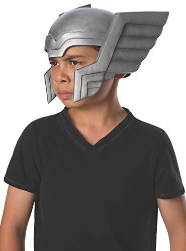 Rubie 's Offizielles Marvel Avengers Thor Helm, Kinder Kostüm-EINE Größe