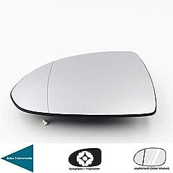 QSParts 4796 Spiegelglas Links Fahrerseite Corsa D