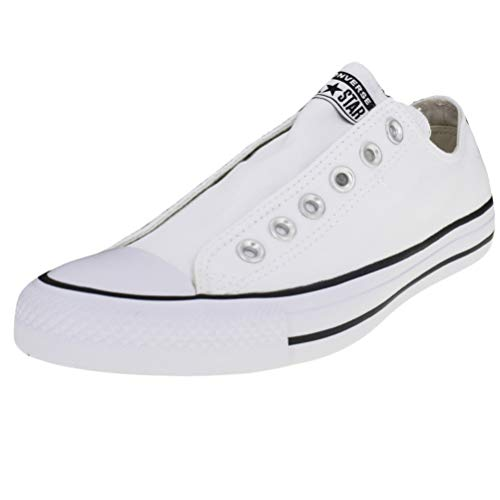 Converse Chucks CT AS Slip 164301C Weiss, Schuhgröße:44 Low Top Chuck
