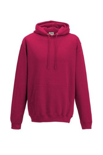 All we do is - Hoodie Kapuzensweatshirt Sweatshirt, Sweatshirt Lippenstift Pink