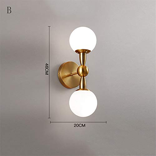 Wall Lamps Objective Personality Simple Iron Sconce Vintage Creative Swing Arm Painted Wall Light Lamp For Stair Foyer Corridor Indoor Decor Fixture