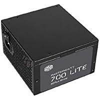 Cooler Master MasterWatt Lite 700 230V Alimentation PC 'Non-modulaire, 80 Plus White, 700W' MPX-7001-ACABW-EU